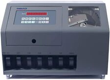 Ribao Cs 600b 7 Pocket Mixed Coin Counter Heavy Duty Bank Grade Coin Sorter