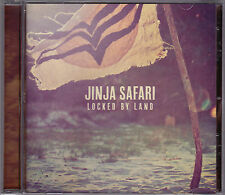Jinja Safari - Locked By Land - CD (JS001 Jinja Safari 2011)