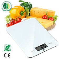8KG Digital Kitchen Scales Food Baking Weight LCD Electronic Weighing Scale UK