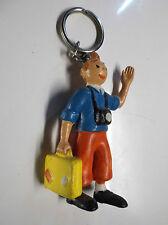 Porte clé Figurine Tintin comics Spain 1984