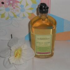 Bath & Body Works Aromatherapy Sandalwood Rose Body Wash & Foam Bath NEW