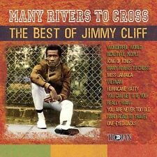 Many Rivers to Cross: The Best of Jimmy Cliff by Jimmy Cliff CD Aug-2003 G USED