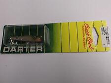 "Discontinued Creek Chub Ultra Lite Darter,1.60"",# 9000ULP,#SFL,Silver Flake"
