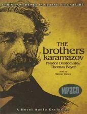 The Brothers Karamazov by Thomas Beyer - two MP3 CD (English)