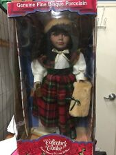 Collectors Choice Fine Bisque Porcelain Doll Limited Edition By Donatella DeRoma