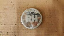 RH ALLOY WHEEL CENTER HUB CAP RING
