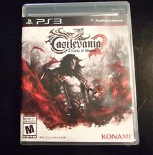 Replacement Case (NO GAME) CASTLEVANIA PLAYSTATION 3 PS3