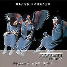 Black Sabbath - Heaven e Hell Deluxe Nuovo x 2 CD