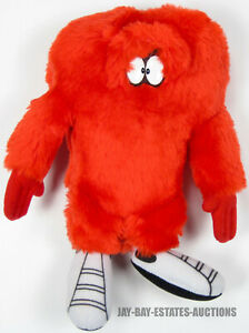 """APPLAUSE GOSSAMER LOONEY TUNES STUFFED TOY #41150 8"""" WARNER BROTHERS 1996 CHINA"""