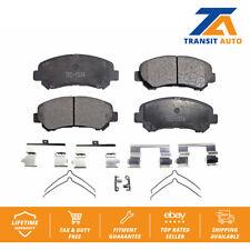 Front Semi-Metallic Brake Pads For Nissan Rogue Maxima Sentra Select Juke Suzuki