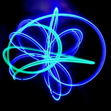 4 Led Light up ORBIT Spinning yoyo like toy great gift all ages glow in the dark