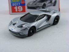 Ford GT Concept Car in Silver, Takara Tomy Tomica #19, 1/64
