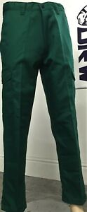 Green Ambulance Technician Paramedic Combat Knee Pad Trousers Bottoms Pants New
