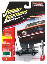Johnny Lightning Muscle Cars 1969 Chevy Camaro (Fathom Green Poly) 1:64 NIB