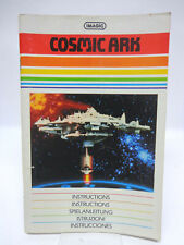 Anleitung - Handbuch - Bedienungsanleitung Atari - Cosmic Ark
