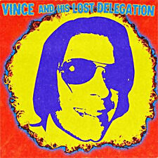 """VINCE AND HIS LOST DELEGATION SDZ RECORDS 12"""" LP VINYLE NEUF NEW VINYL"""