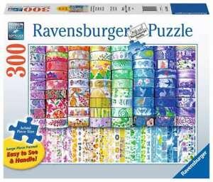 Ravensburger - Washi Wishes Jigsaw Puzzle 300pc Large Format