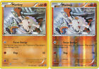 Mankey Common Pokemon Card XY11 Steam Siege 52/114