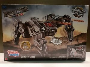 DC Justice League Motorized Walking Knight Crawler Vehicle