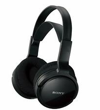 Sony Mdrrf912Rk Wireless Stereo Home Theater Headphones in Black