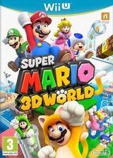 Super Mario 3d World Nintendo Wii U UK PAL