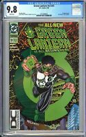 Green Lantern #v3 #51 CGC 9.8 White Pages 3721849025 DCU 1st New Costume