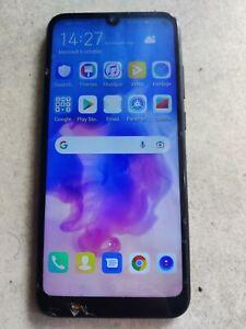 Huawei Y6 (2019) MRD-LX1 - 32Go - Midnight Black (Désimlocké) (Double SIM)