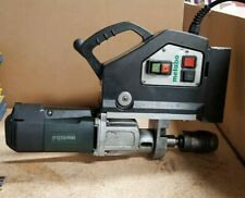 Metabo Mag 50 1200w Magnetic Core Drill 120v Used As Is