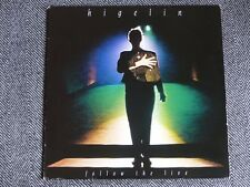 JACQUES HIGELIN - Follow the live - LP / 33T