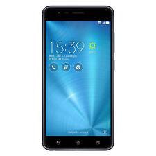 Téléphones mobiles noirs ASUS ZenFone 3 wi-fi