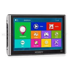 XGODY 826 7'' 8 GB Touch Screen Car Truck GPS Navigation