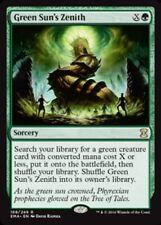 1x Green Sun's Zenith NM-Mint, Japanese Eternal Masters MTG Magic