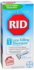 RID Lice Killing Shampoo 4 oz (Pack of 9)