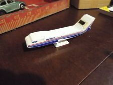 Vintage Commemorative Boeing 777? 767?  Advertisement Desk Clock - aluminum