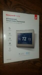 Honeywell Thermostat RTH9585WF Wi-Fi Smart Programmable Touch Screen BRAND NEW!!