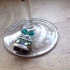 Copa De Vino Charm Land Rover Coche Personalizado De Boda Fiesta Baile de Graduación Bola de los agricultores