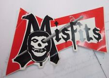 MISFITS STICKER COLLECTIBLE RARE VINTAGE 90'S METAL LIVE DANZIG