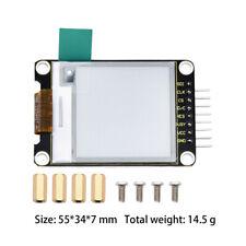 1,54 Zoll E-Paper E-ink EPaper Display Modul für Arduino Raspbery Pi SPI Zubehör