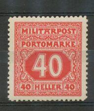 Bosnië en Herzegowina Port 23 ongebruikt (4)