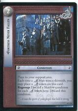 Lord Of The Rings CCG Card TTT 4.U276 Fortress Never Fallen