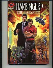 Harbinger: The Beginning    HC    Valiant 2007    First Printing