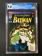 "Detective Comics #666 CGC 9.8 (1993) - ""Knightfall"" part 18 - Bane app"