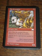 MTG Magic the Gathering MUR DE CENDRES Weatherlight FR RARE NEW