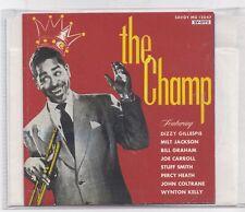 Dizzy Gillespie-The Champ cd album