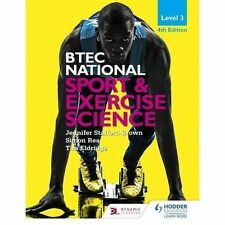 BTEC National: Level 3: Sport and Exercise Science by Elizabeth Rasheed, Alison