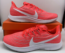 Nike Air Zoom Pegasus 36 Laser Crimson Red White AQ2203-602 Men's Running Shoes