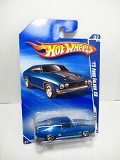 Hot Wheels HW 10 2010 All Stars Australian '73 1973 Ford Falcon XB Blue Muscle