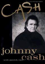 Cash: The Autobiography by Cash, Johnny, Carr, Patrick