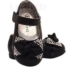 Chaussures fille noirs moyens pour bébé