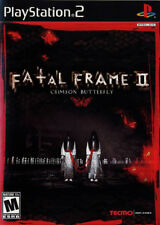 Fatal Frame II: Crimson Butterfly PS2 New Playstation 2